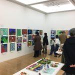 第61回「明日への手」美術展 神奈川展会場が今週よりいよいよ開催されます! 1/12(土)、1/13(日)前期展 翌週1/19 1/20(日)後期展と2期に分かれての展示です!