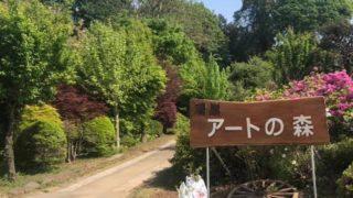 鴻巣アートの森  2019年 春の森探検&竹工作イベント開催しました!